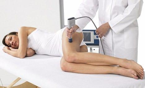 Аппаратная ударно-волновая терапия в Москве