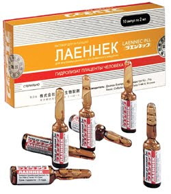 препарат «Лаеннек» в Москве